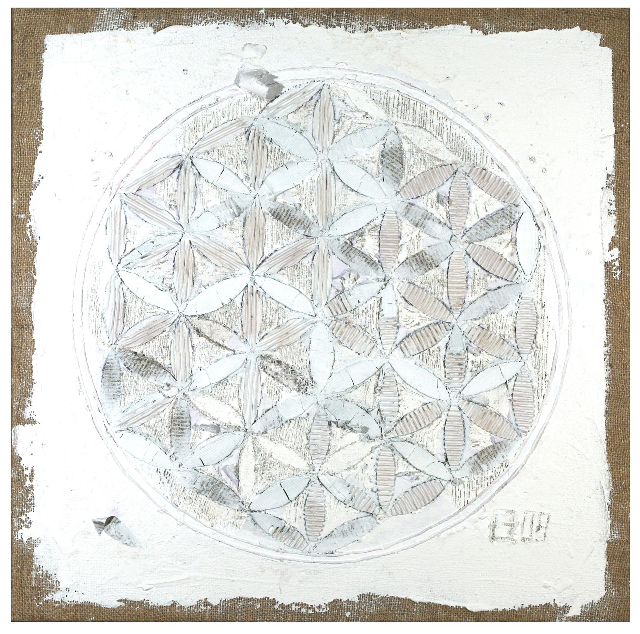 Il Fiore delle Vita 60×60
